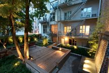 Outdoor Space and Gardening / by Kirsten Dickerson