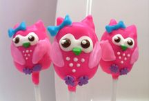 Cake pops / Hand made / by Macan Rosabal