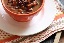 Soup, Stews and Chilis