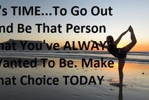Choices to make