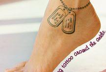 Tattoos / by Jenny Borowick