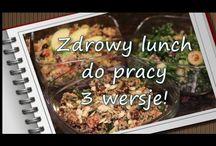 Do pracy- lunch