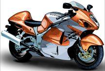 Bikes - Trikes - Quads / bikes / by AV