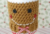 cup cake coffee cozy