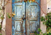 Doors / Kapılar
