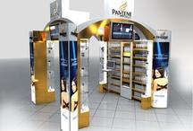 Retail: Permanent displays