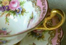 Teacups / by Mama D