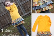 girl clothing  / by Sue Sanders