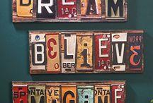 house name plate
