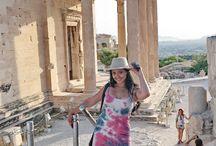 Athens, Greece / June-July 2014 Athens, Greece Photos