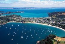 Auckland - the city of sails / Shopping, dining and natural wonders...
