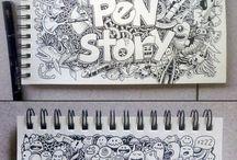 pen story