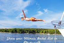 Bucket List Contest