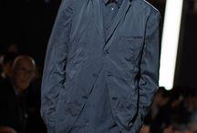 prêt-à-porter : pour toi / Inspiration : David Beckham et Brad Pitt. Toujours parfait! / by L M