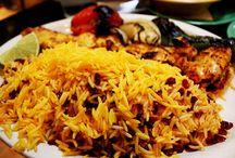 Persian Chicken & Rice Recipe