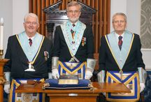 2014 / Worshipful Master, Officers and Brethren 2014 - 2015