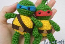 tortugas estambre
