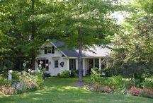 Garden Cottages, Studios, Sheds, Garages and Storeage / Garden and garage structures