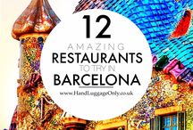 Barcelona / Tips to do in Barcelona