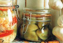 Recepty-zavařování,nakládání,sirupy,marmelády