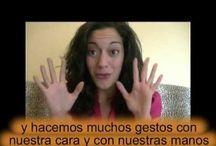 Gestos en español