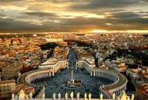 The Eternal City / Rome was not built in a day...