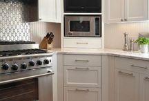 Riesenia rohov v kuchyni
