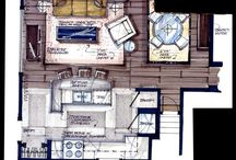 Floorplan Layout / Markers