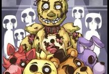 × Five nights at Freddy's ×