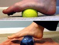 Runner's Feet Information