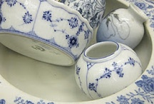 Blue and white / by Genie Renaudin