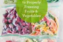 Easy peasy food prep