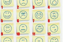 Blij, boos, bang, verdrietig / Basisemoties die ons vertellen wat wij vinden, voelen en denken. Ze zijn er niet voor niets!
