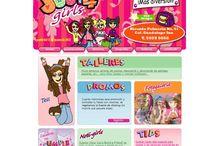 Fun just 4 girls / Fun just 4 girls