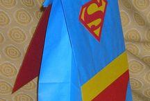 superman bday / by Amy Bennett