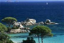 Corse, France / La Corse propose des paysages divers et plus magnifiques les uns que les autres.