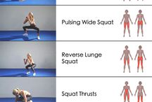 Exercise  / Fitness and work outs