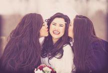 The Bride and her Ladies | Weddings / by Lindsay Raymondjack Photography