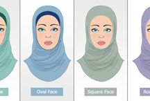 Hijab / Fashion hijab