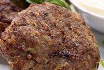 Vlees / Gehaktballen van jonnie de boer