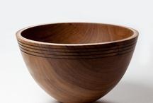 Wooden Bowls / by Jane Cummins