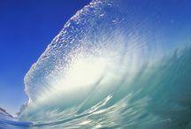 Zee en golven