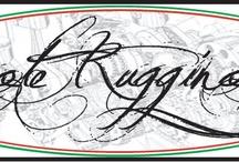 ESORDIO - Ruote Rugginose / Special realizzata dall'amico Simone Ceccarelli di Ruote Rugginose. Per l'occasione ho realizzato la sella in ebano macassar massello, gli inserti imbottiti sono rivestiti in struzzo.