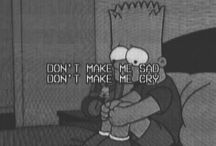 Sad simpsons :((