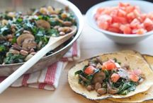 MUSHROOM MEAL MAKEOVERS / Let mushrooms makeover every meal.