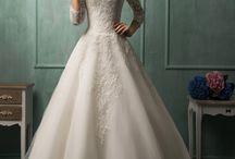 Wedding dressssss