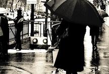 Párizs esőben is szép. / Egy kis részlet a Francia fővárosból.