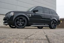 "Range Rover Wheels / Design wheels for your beloved Range Rover  Only available in 20"" and 22"""