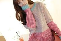 korean a girl fashion