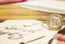 Gorgeous & Engaged / Erica Courtney Bridal Line